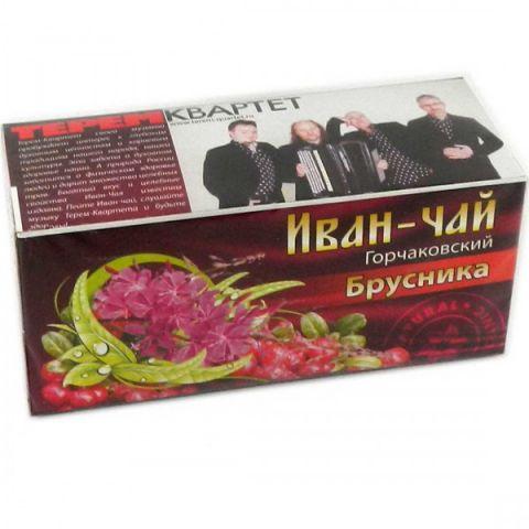 Иван чай 20 фильтр-пакетов ферментированный